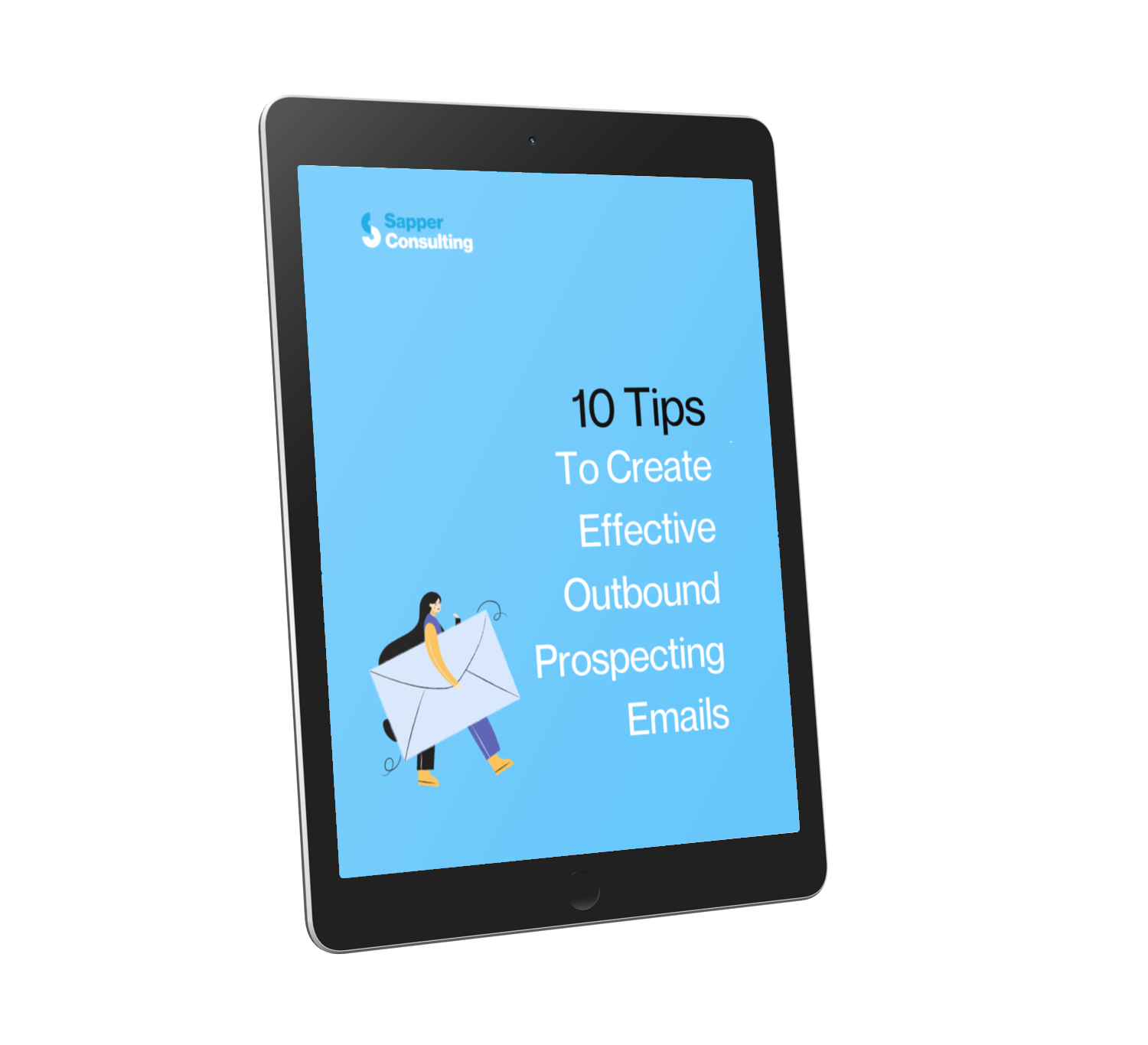 10 Steps to Creating Effective Outbound Prospecting Emails