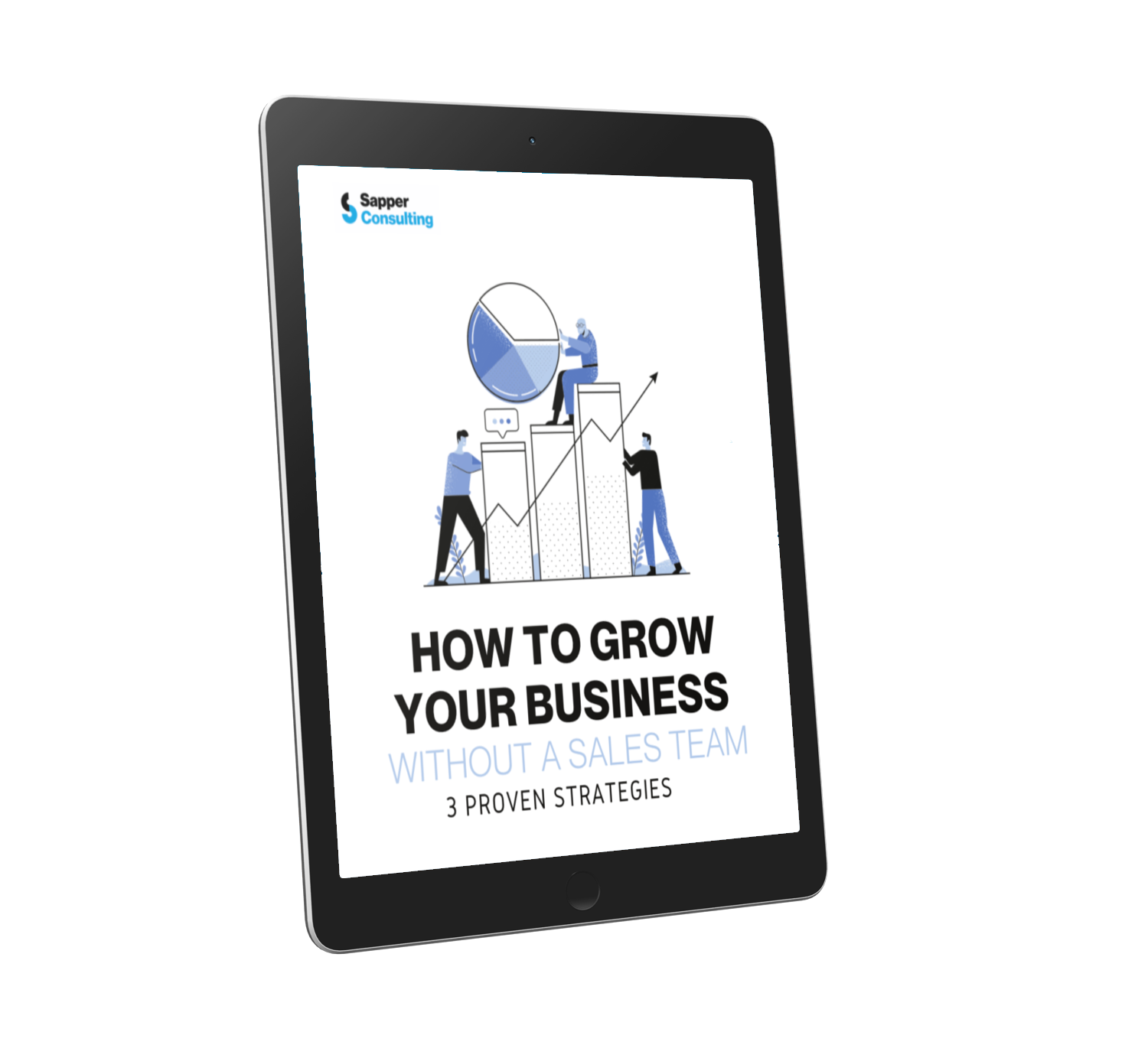 How to Grow Your Biz Without a Sales Team