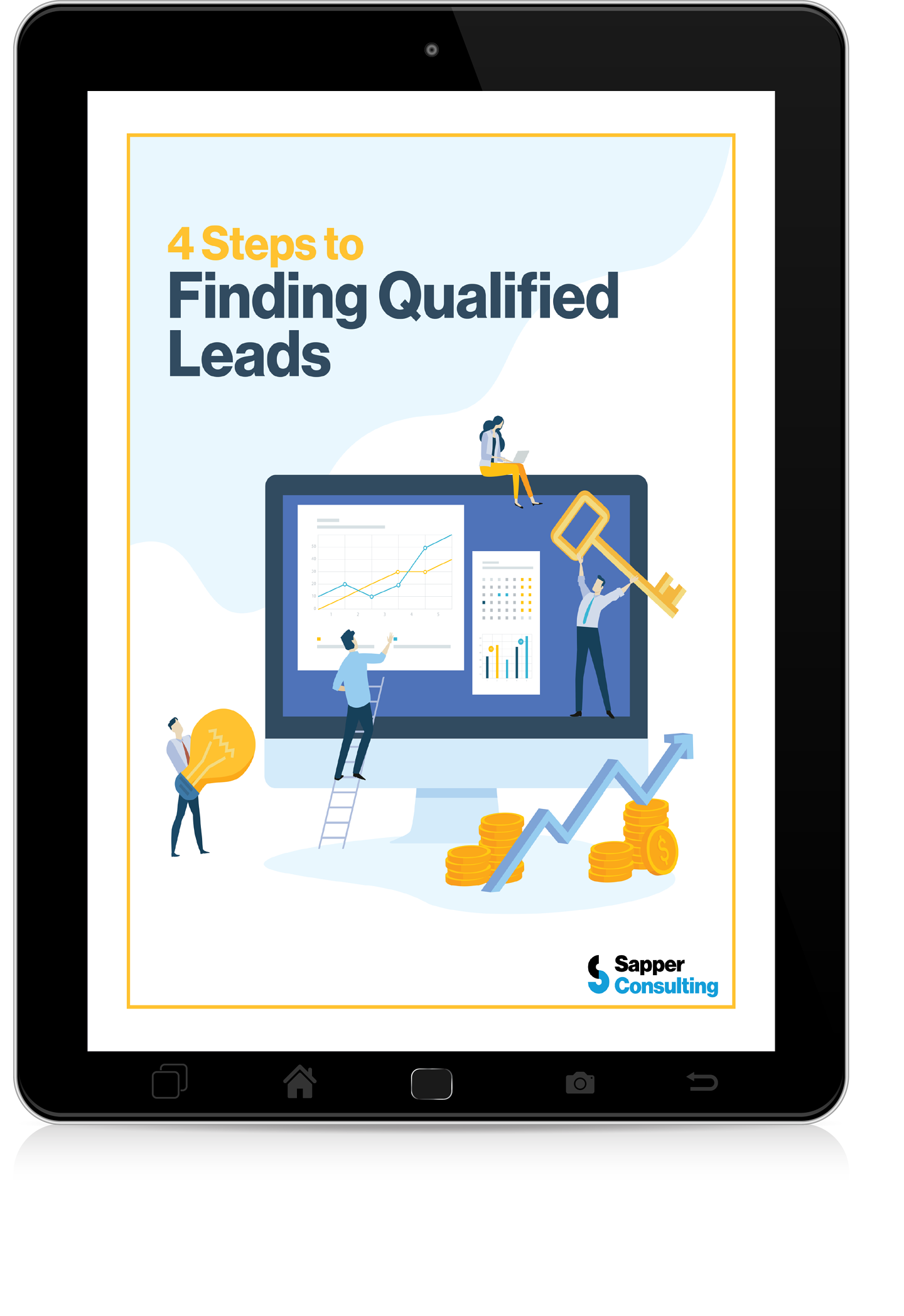 4 Steps to Finding Qualified Leads