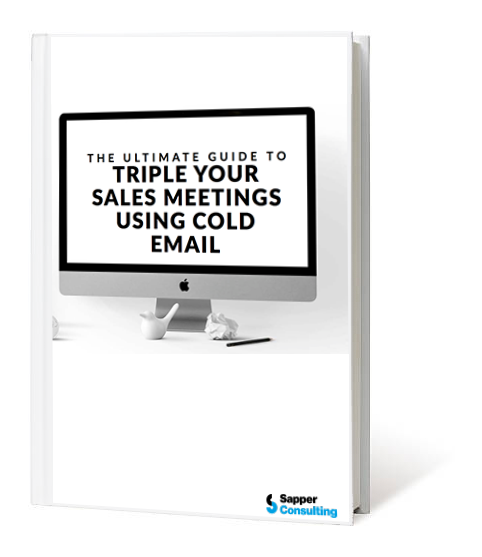 Ultimate Guide Triple Email Landing Page