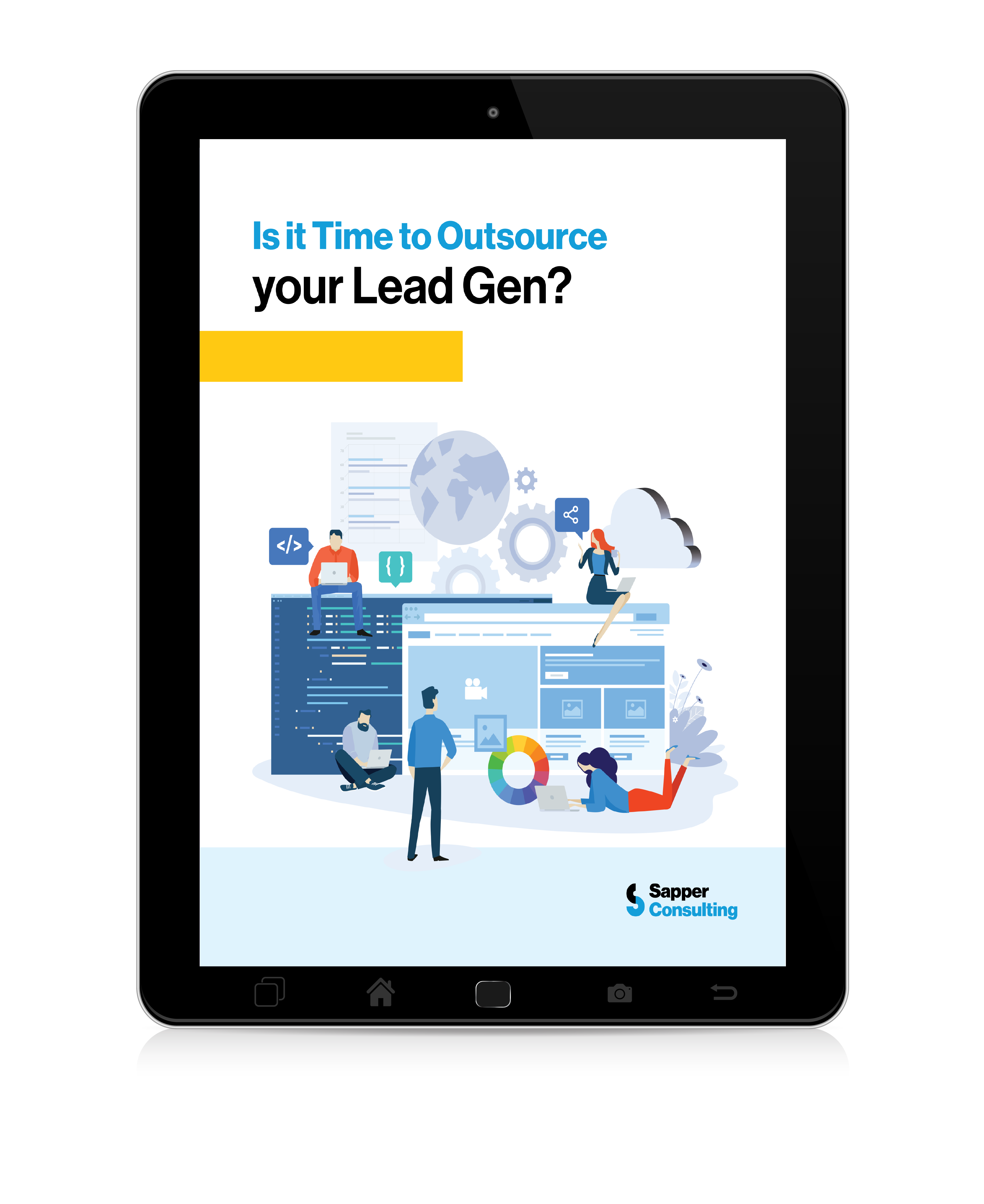 When is it time to outsource lead gen